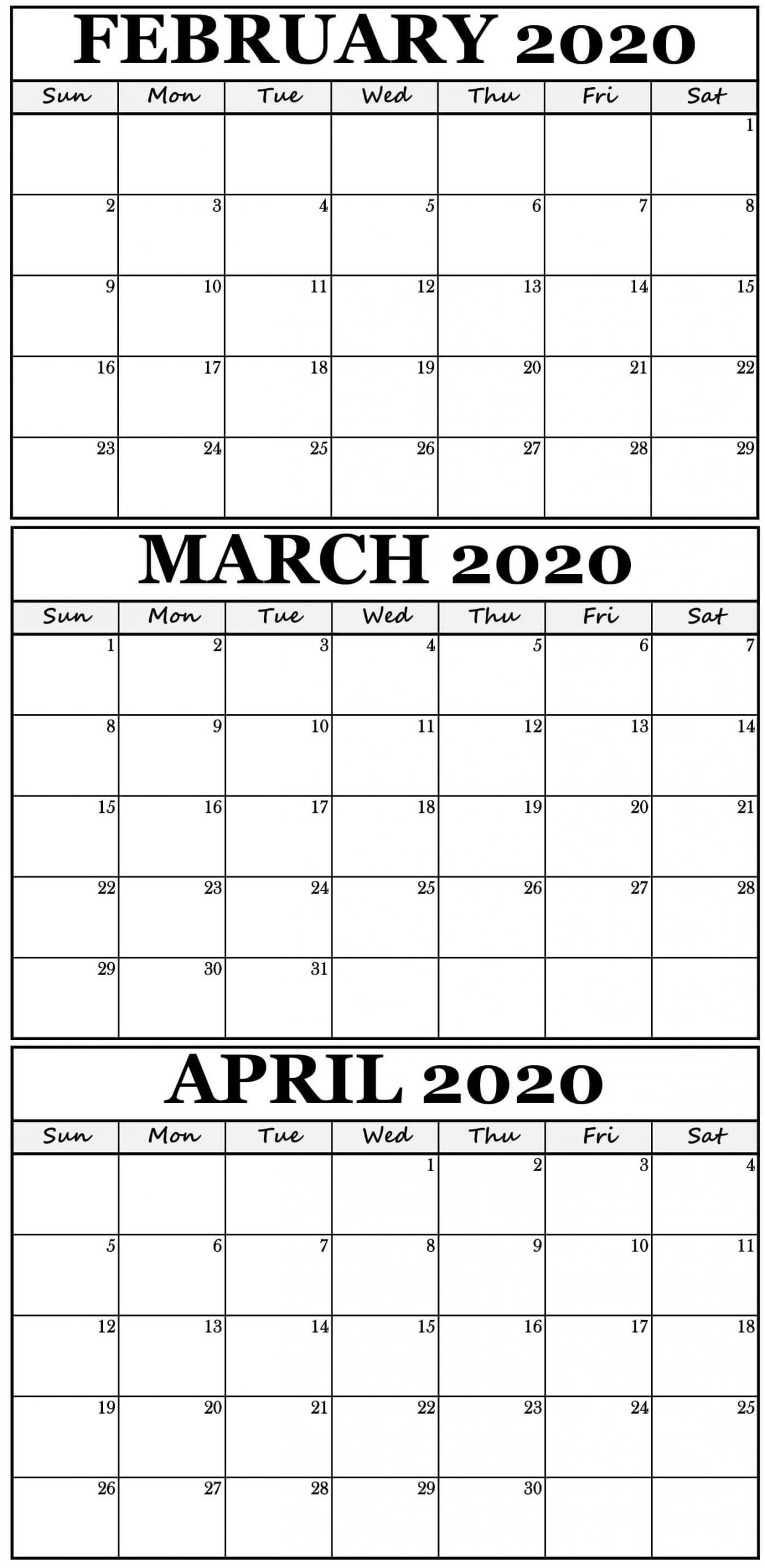 3 Month Blank Printable   Calendar Template Printable 3 Month Calendar Template Printable