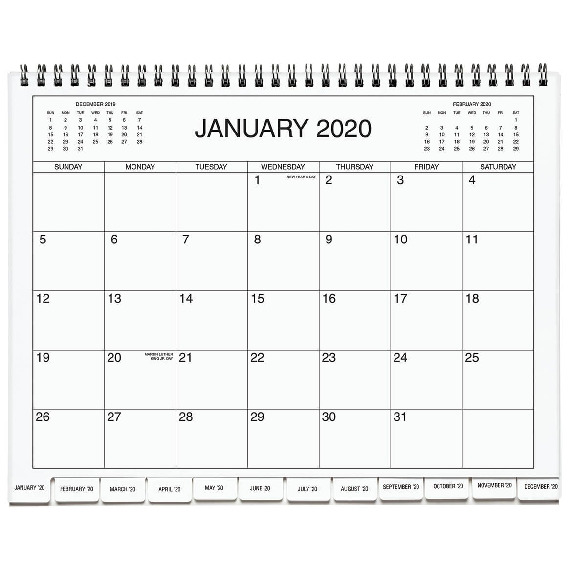 5 Year Calendar 2020 To 2020 | Month Calendar Printable Free Printable 5 Year Calendar