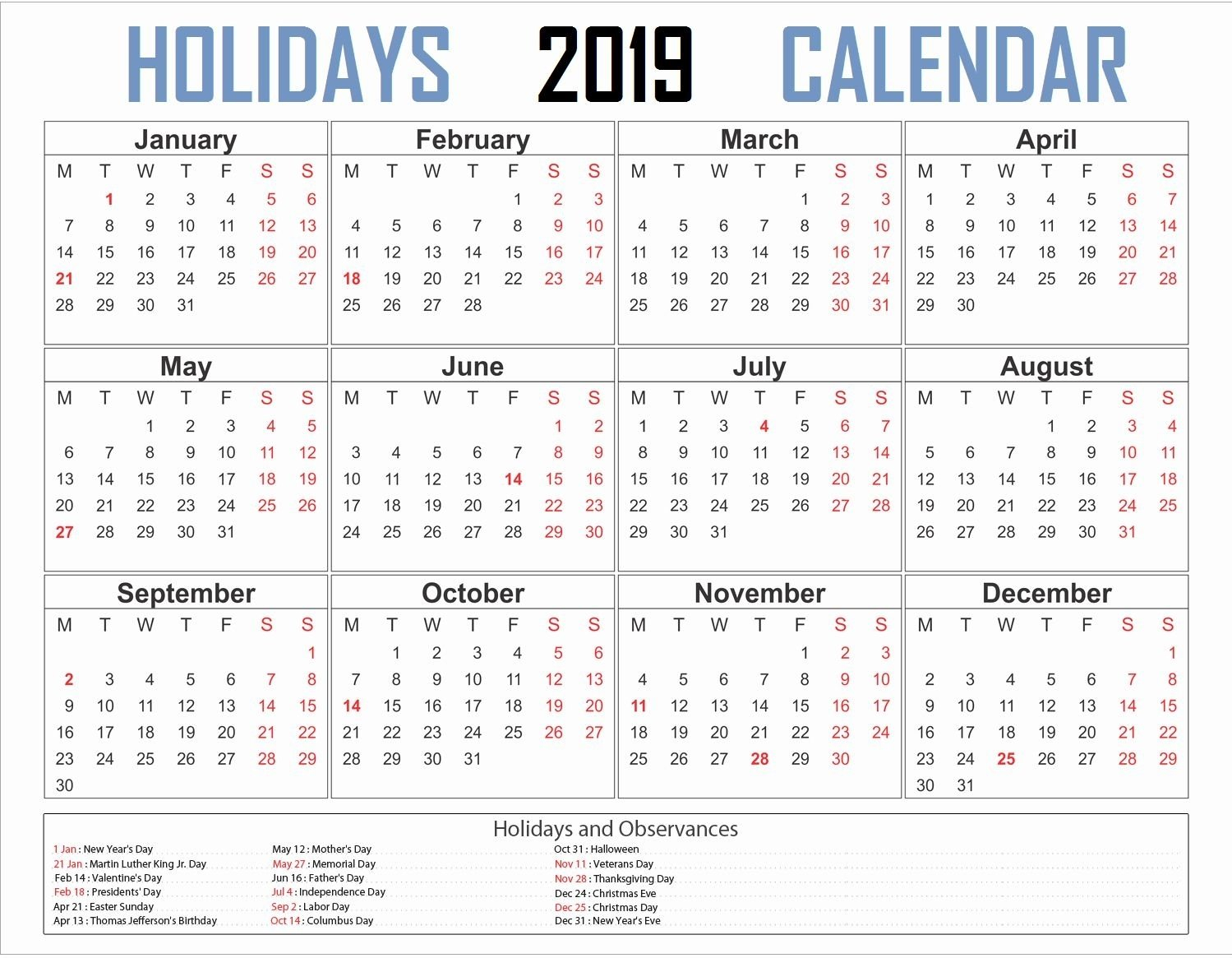 5 Year Calendar Online | Month Calendar Printable Five Year Calendar Image