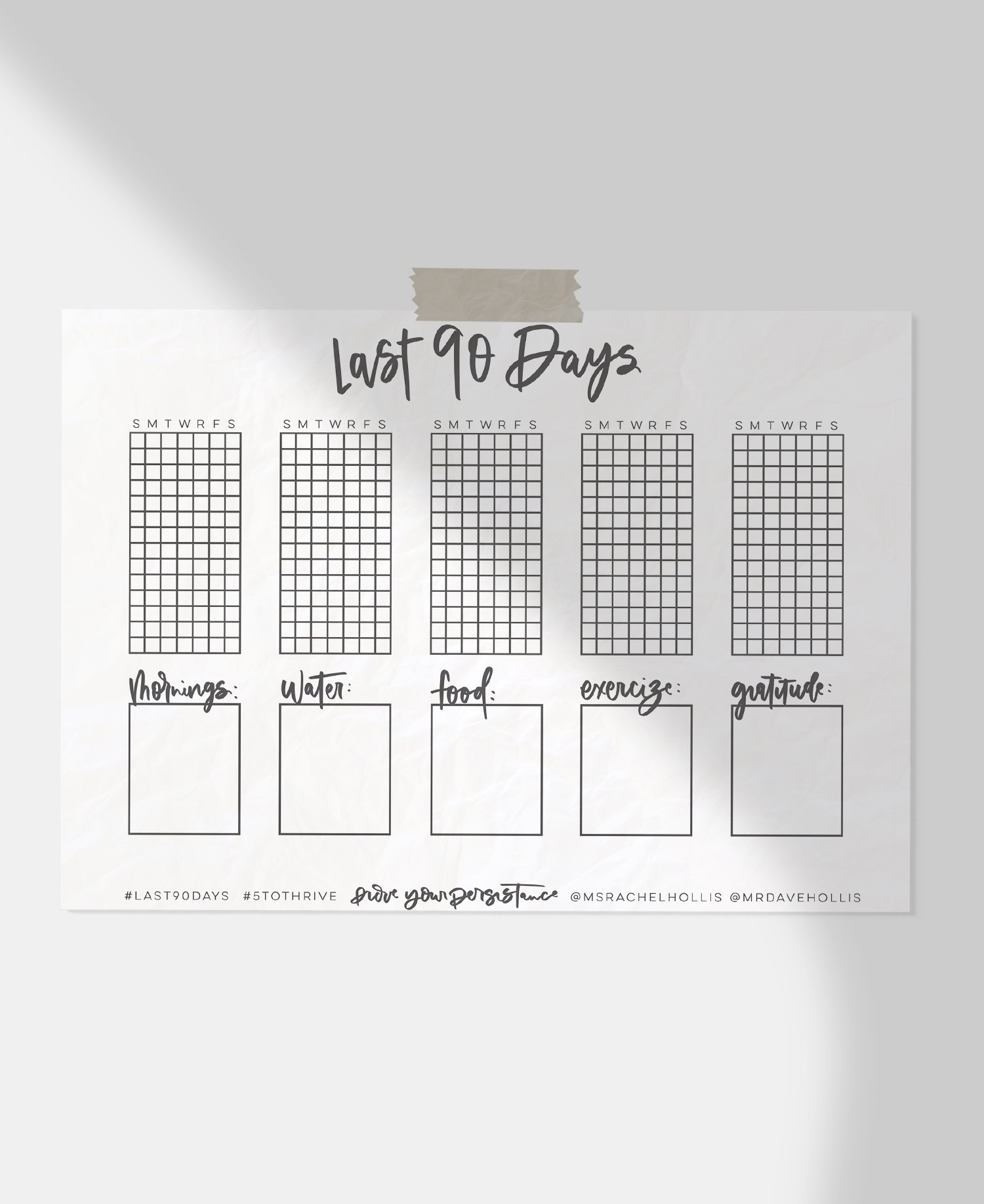 90 Day Calendar Printable | Calendar Template 2020 90 Day Meds Calendar