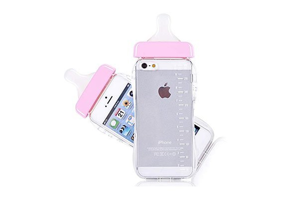 An Iphone Baby Bottle Case Baby Due Date Betting Calendar