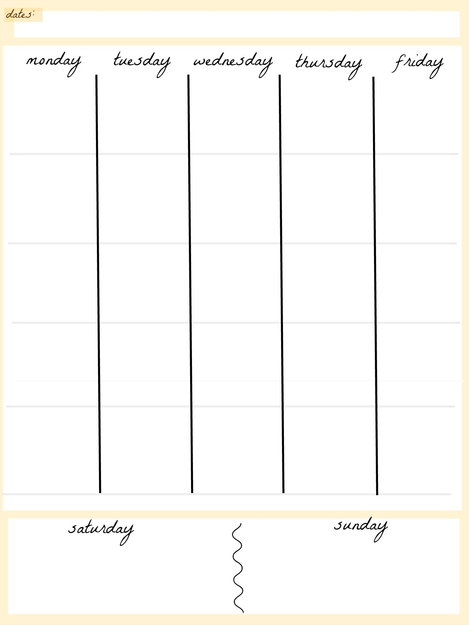 April 2019 – Page 2 – Template Calendar Design Free 4 Year Calendar Printable