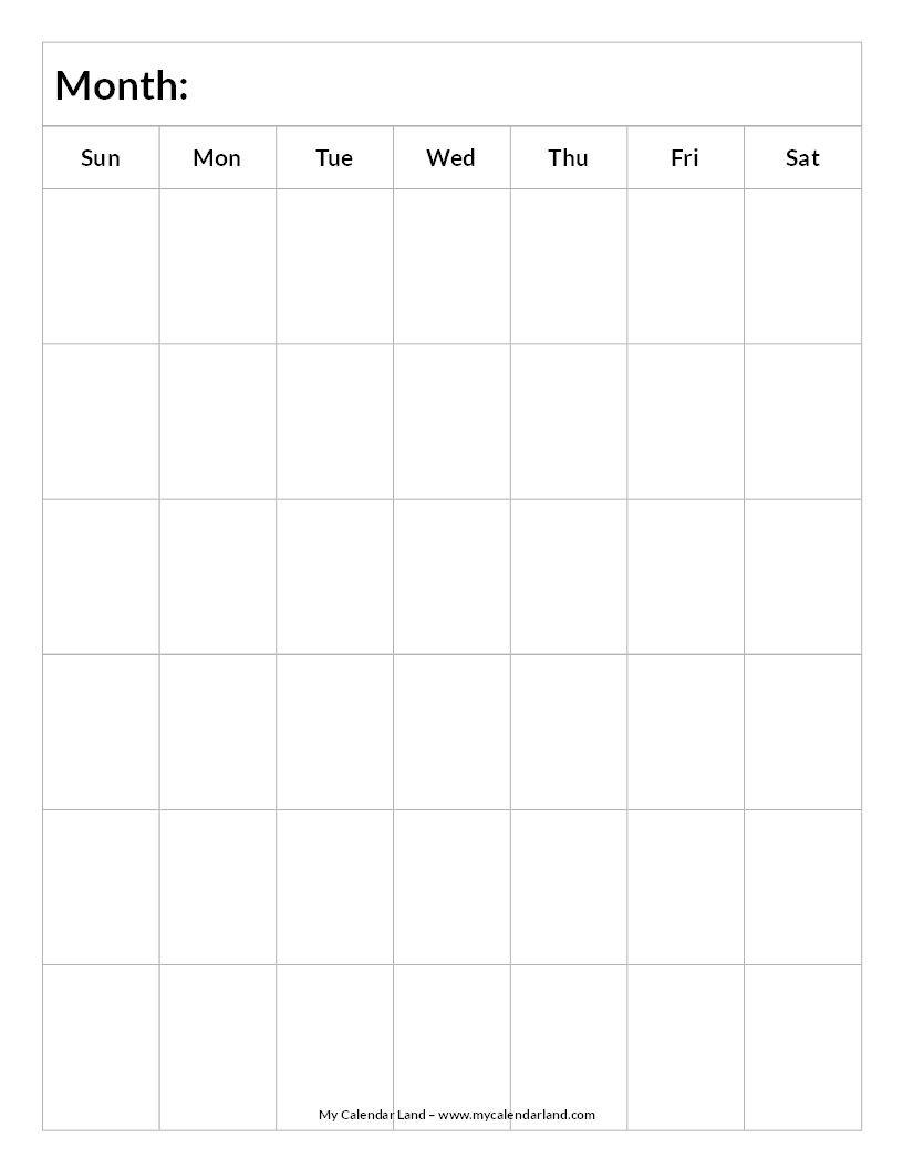 Blank 6 Week Calendar Template - Calendar Inspiration Design Blank Template For Two Week Calendar