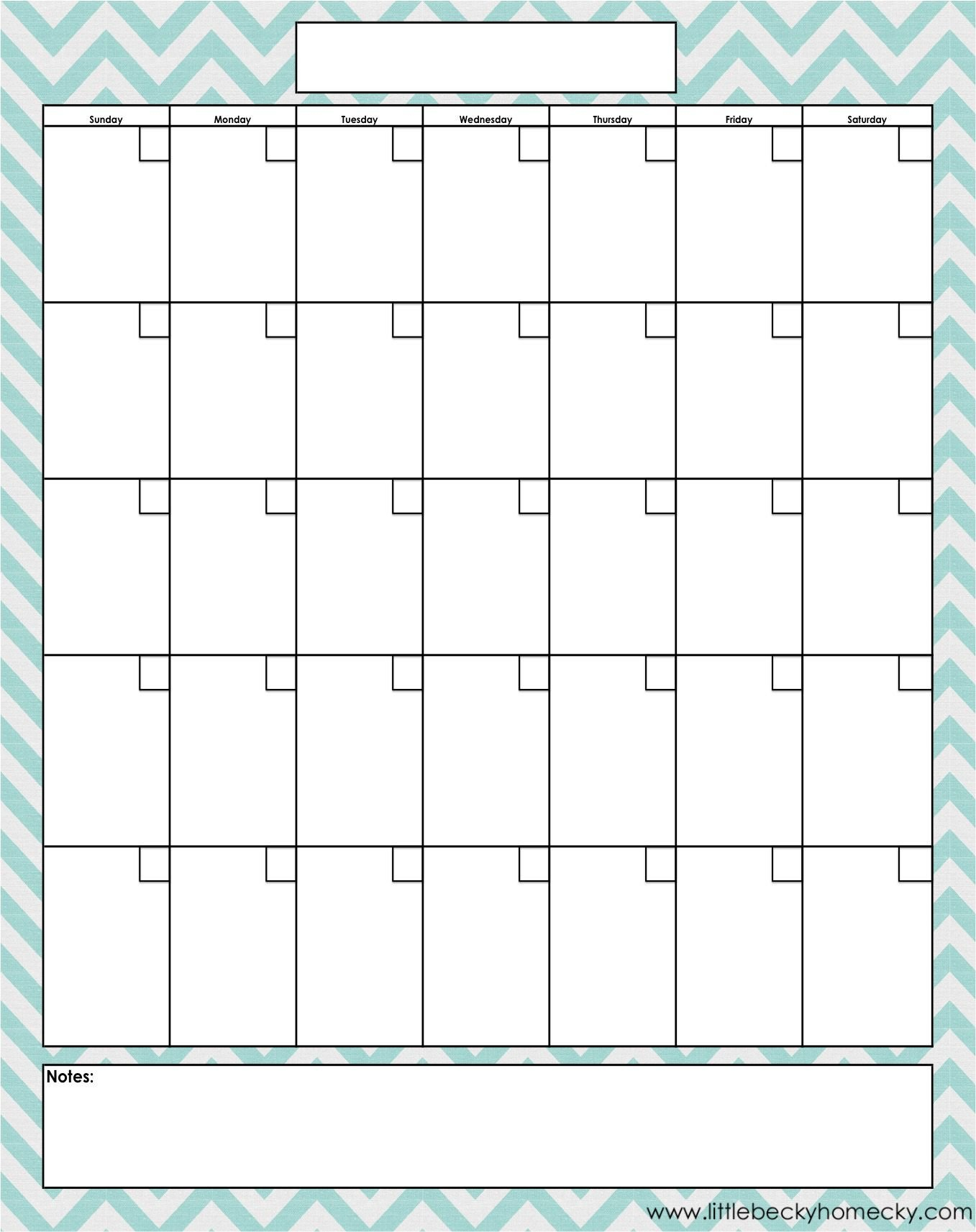 Blank Fill In Calendar | Calendar Template Printable Free Printable Fill In Calendars