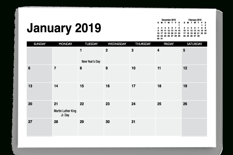 Calendar Templates | Printingcenterusa Libreoffice 5.5 X 8.5 Calendar