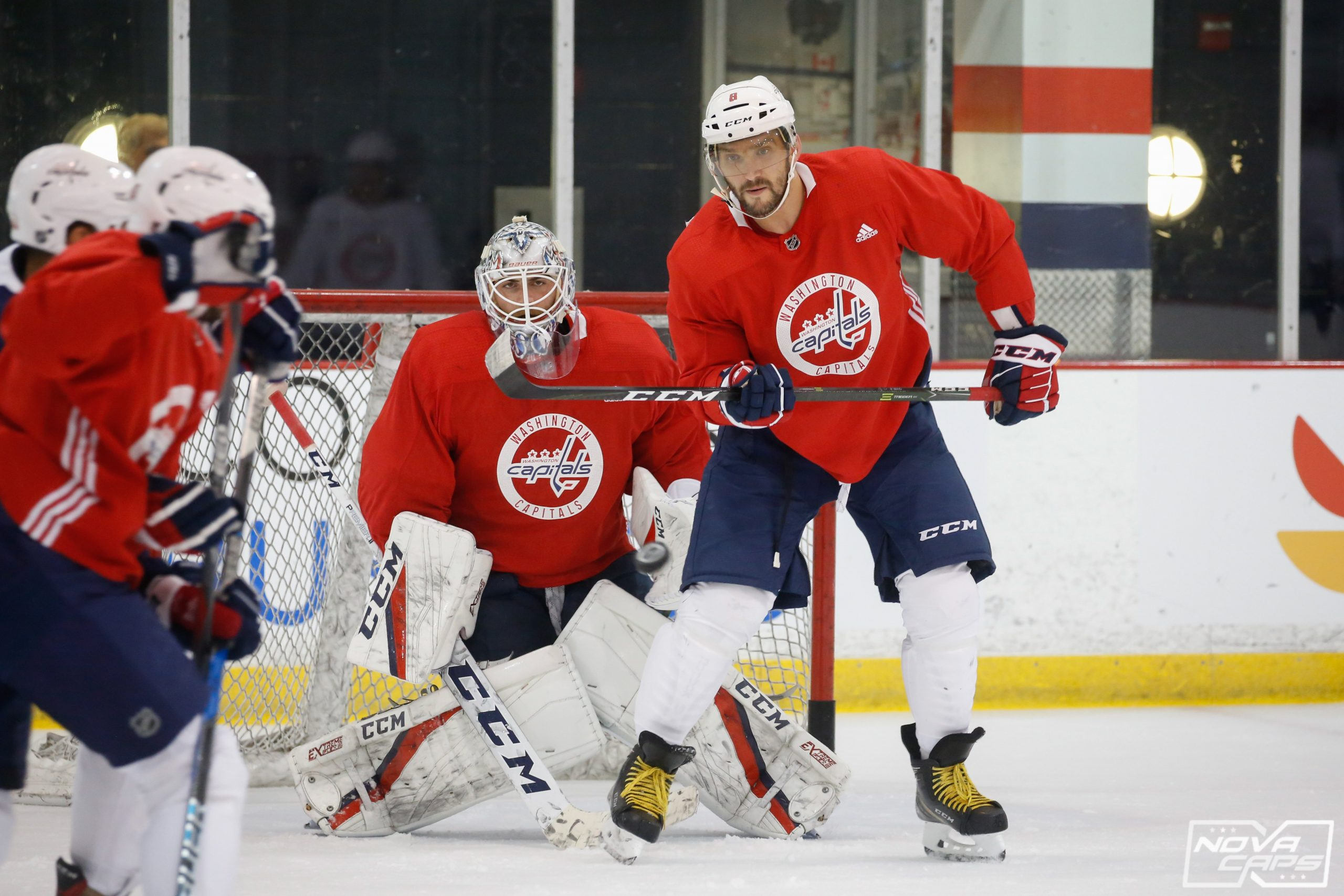 Capitals Day Five Training Camp Roundup: Prep For The B's Blank Training Calendar Tueday Nights