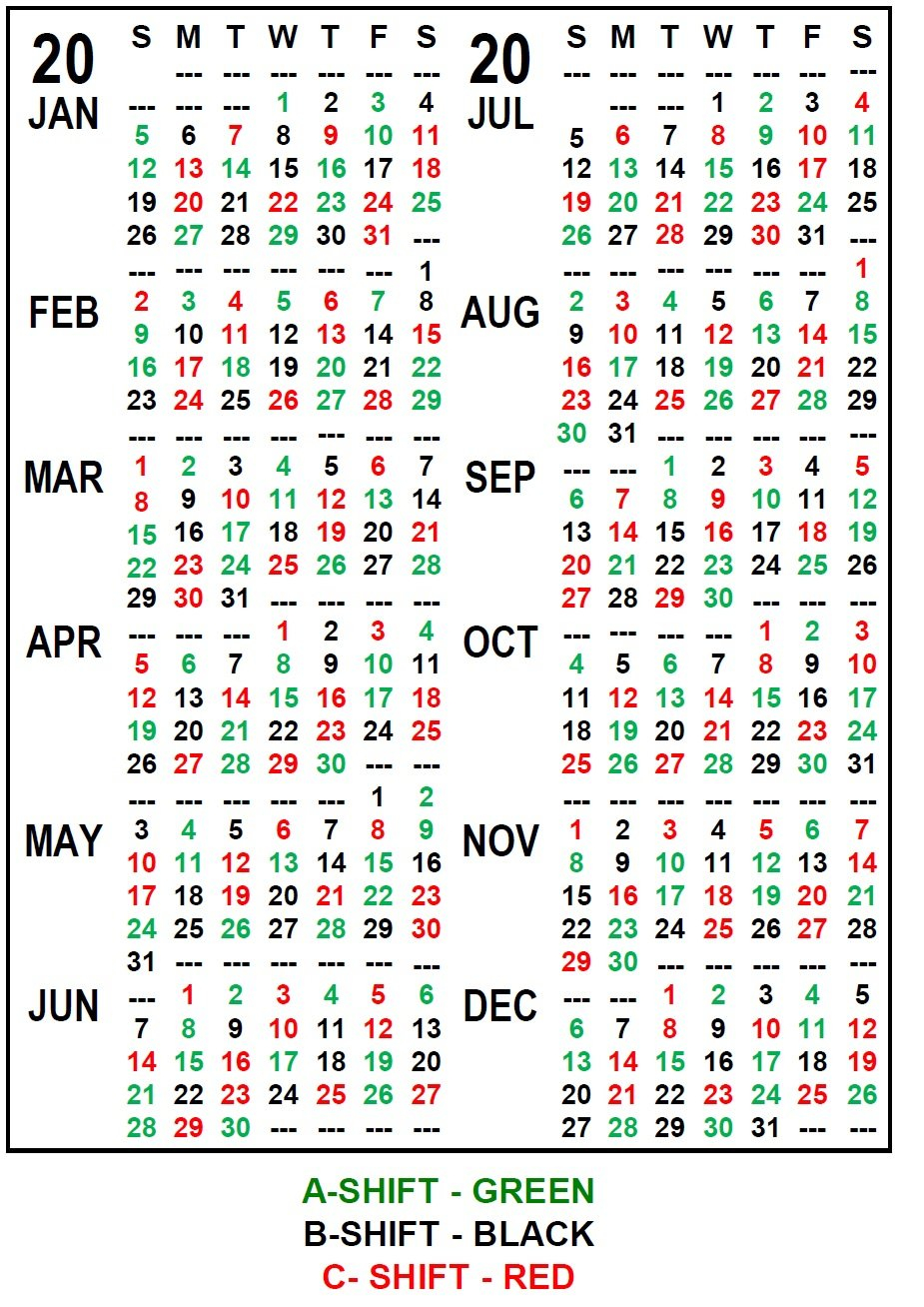 Collect Printable Firefighter Shift Calendar | Calendar Firefighter Shift Schedule Tool