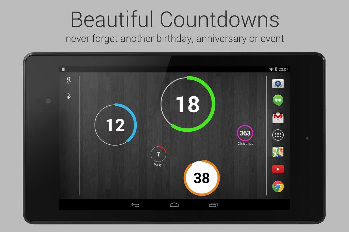 Countdown Days – App & Widget For Android – Apk Download Military Retirement Calendar Countdown