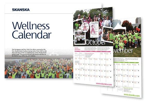 Custom Design Publications - Personalized Member Content Calendar For Member Newsletters