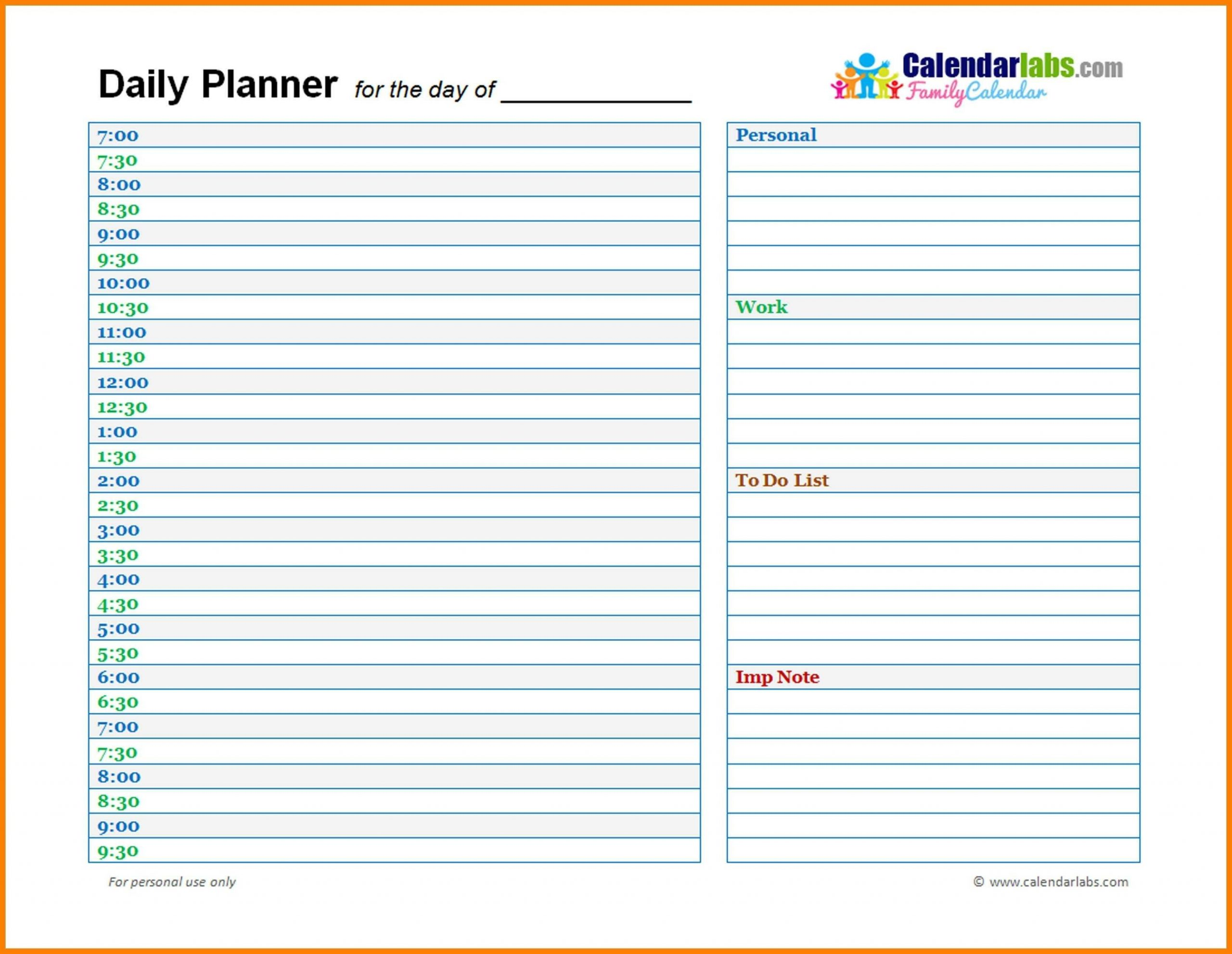 Daily Calendar Template Onenote – Cards Design Templates One Note Track In Calandar Format