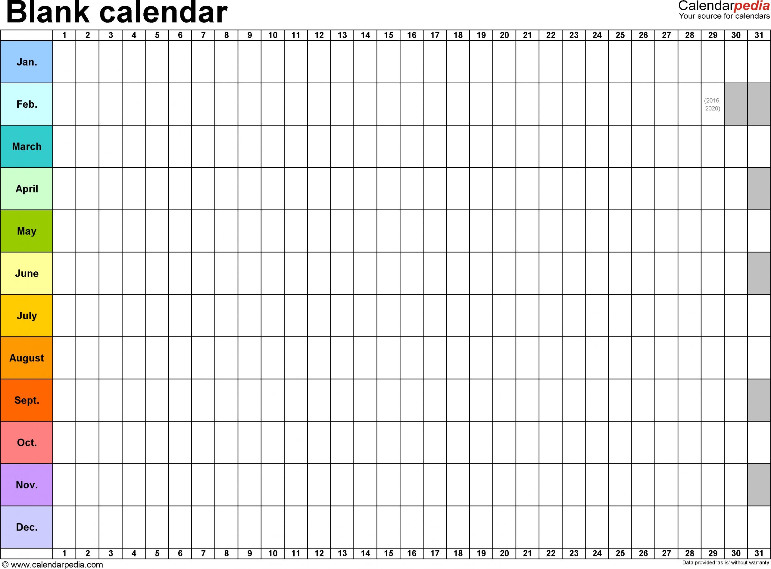 December 2018 – Template Calendar Design 30 Day Calendar Template
