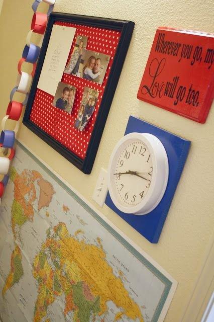 Deployment Wall | Deployment Gifts, Deployment, Deployment Military Retirement Calendar Countdown