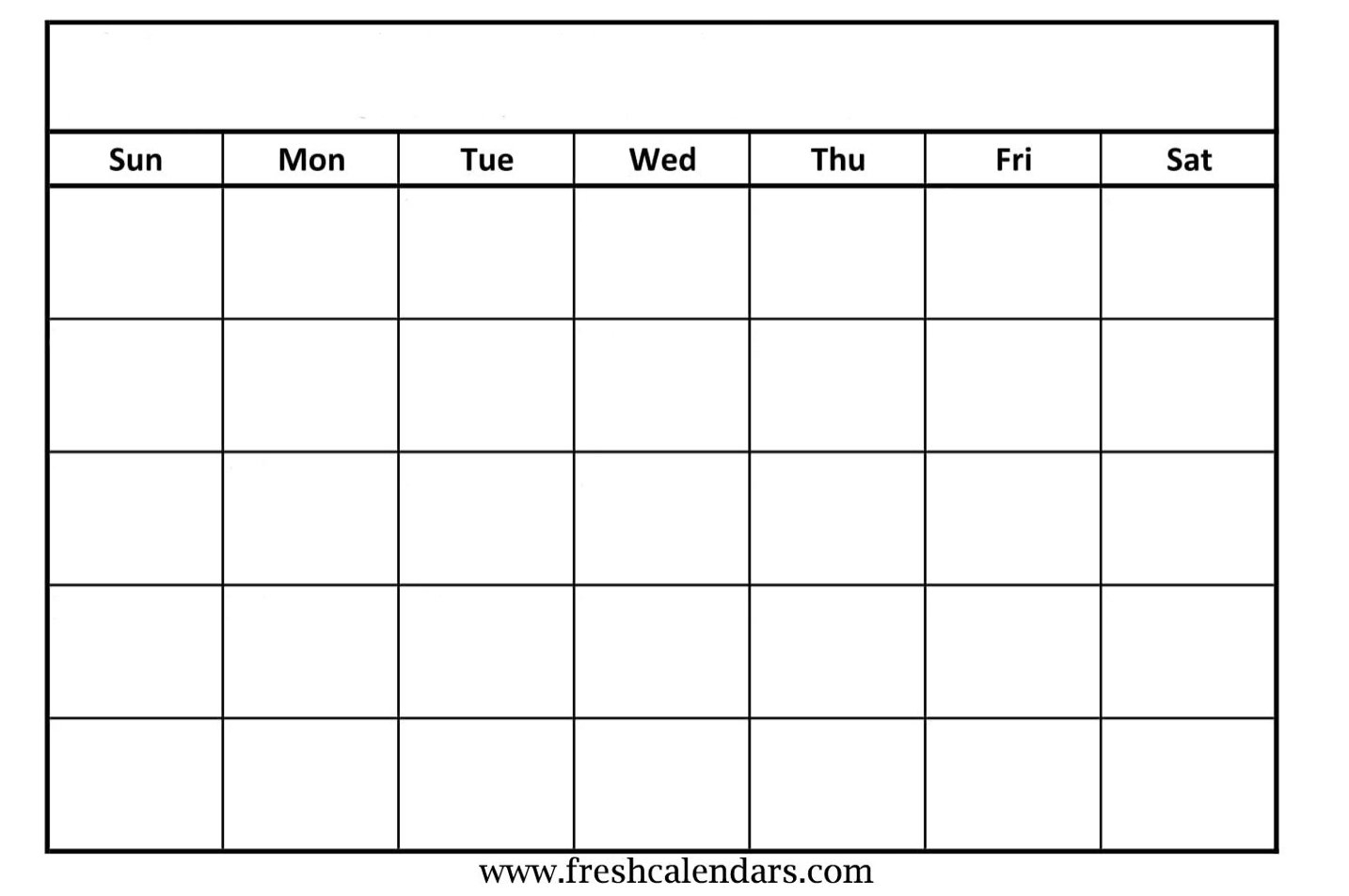 Fill Out Calendar | Calendar Template 2020 Calendars To Fill In And Print For Free