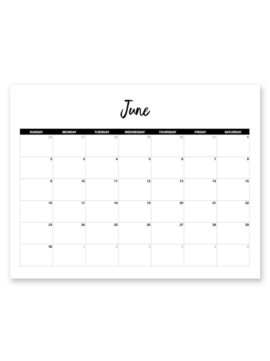 Free 8.5 X 11 Calendars - Calendar Inspiration Design Calendar 8 X 11 Downloadable