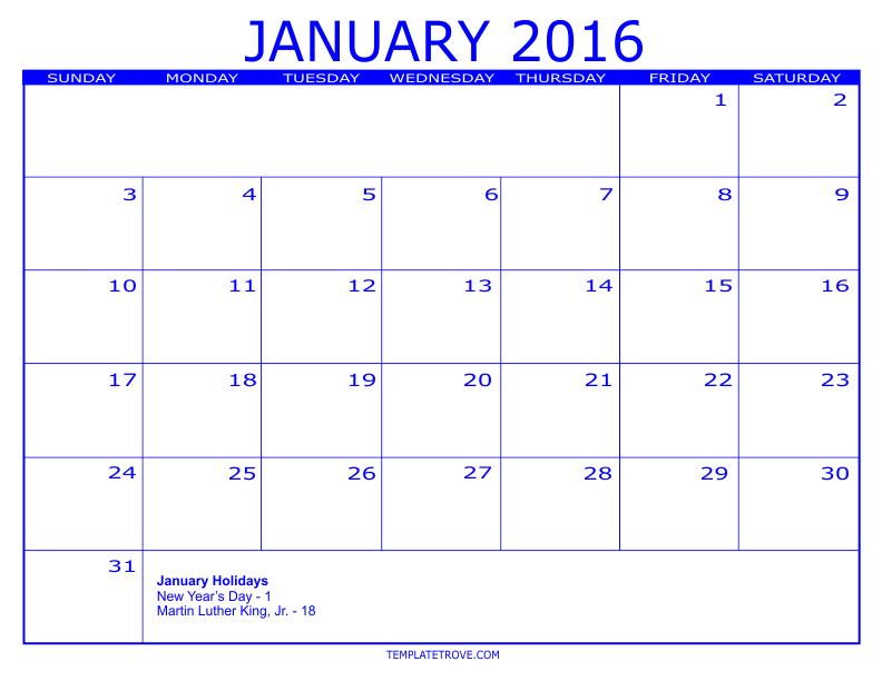 Free Calendar 3 A Self Printed 8 1/2 X 11 Calender