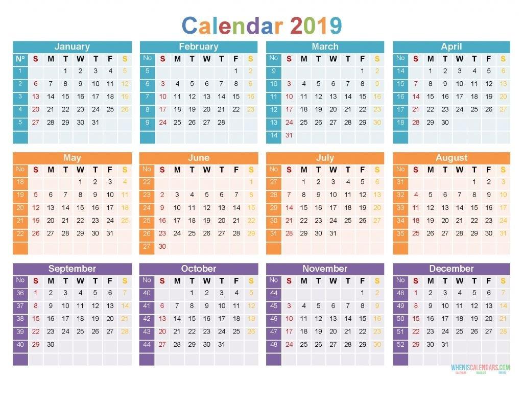Free Printable Calendar Large Print In 2020 | Printable Calendars You Can Edit Online