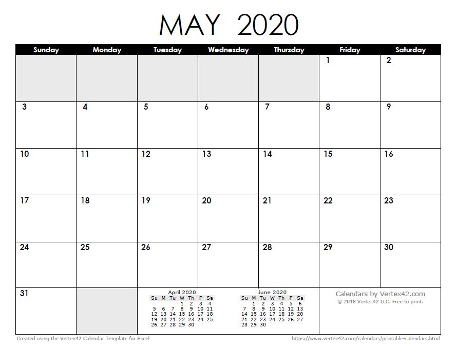 Free Printable Calendar - Printable Monthly Calendars April Calendar That Can Be Edit