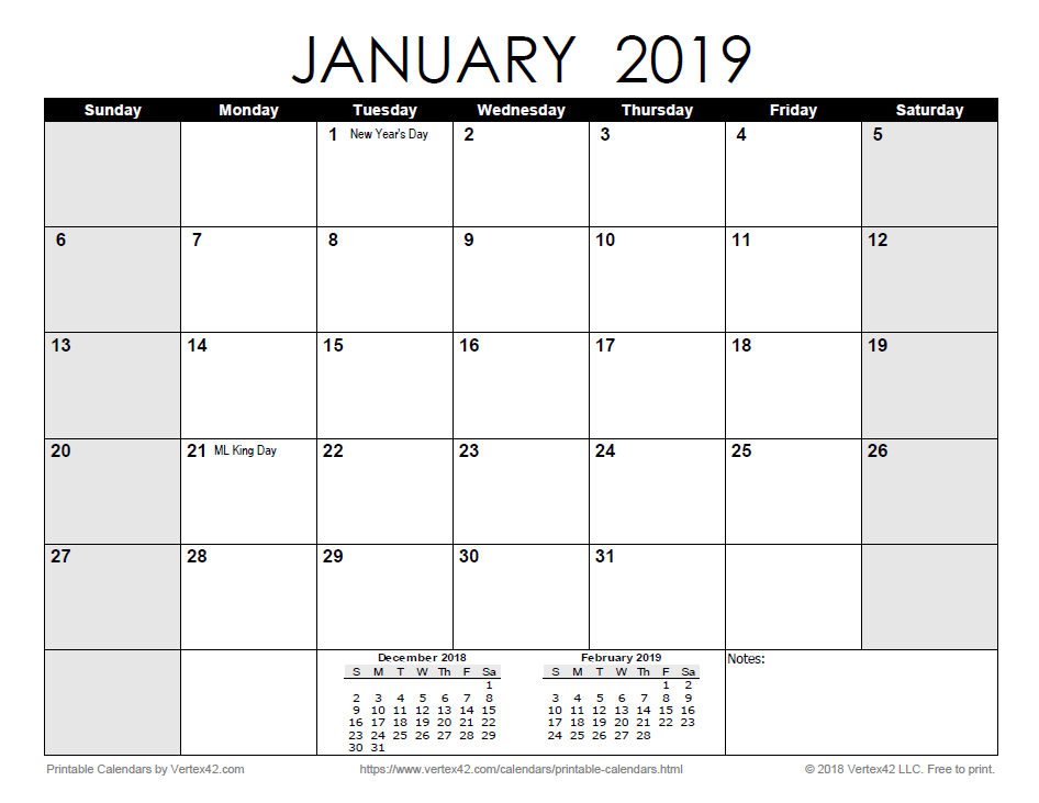 Free Printable Calendar - Printable Monthly Calendars Free Printable Monthly Calendar Without Download