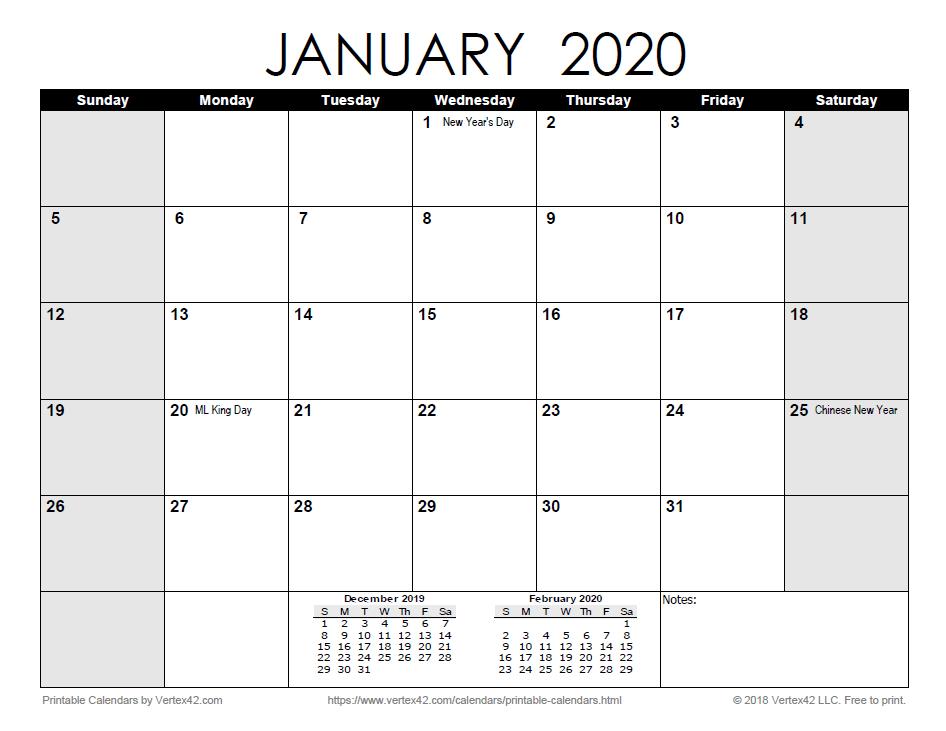 Free Printable Calendar - Printable Monthly Calendars Printable Rip Off Day Calendar