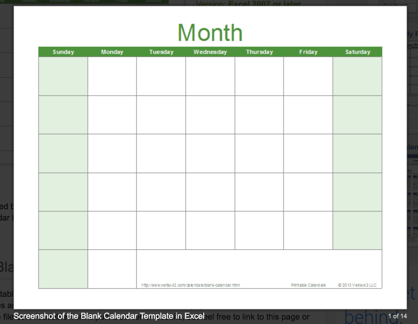 Free Printable Calendar You Can Edit | Month Calendar Printable Calendar You Can Edit