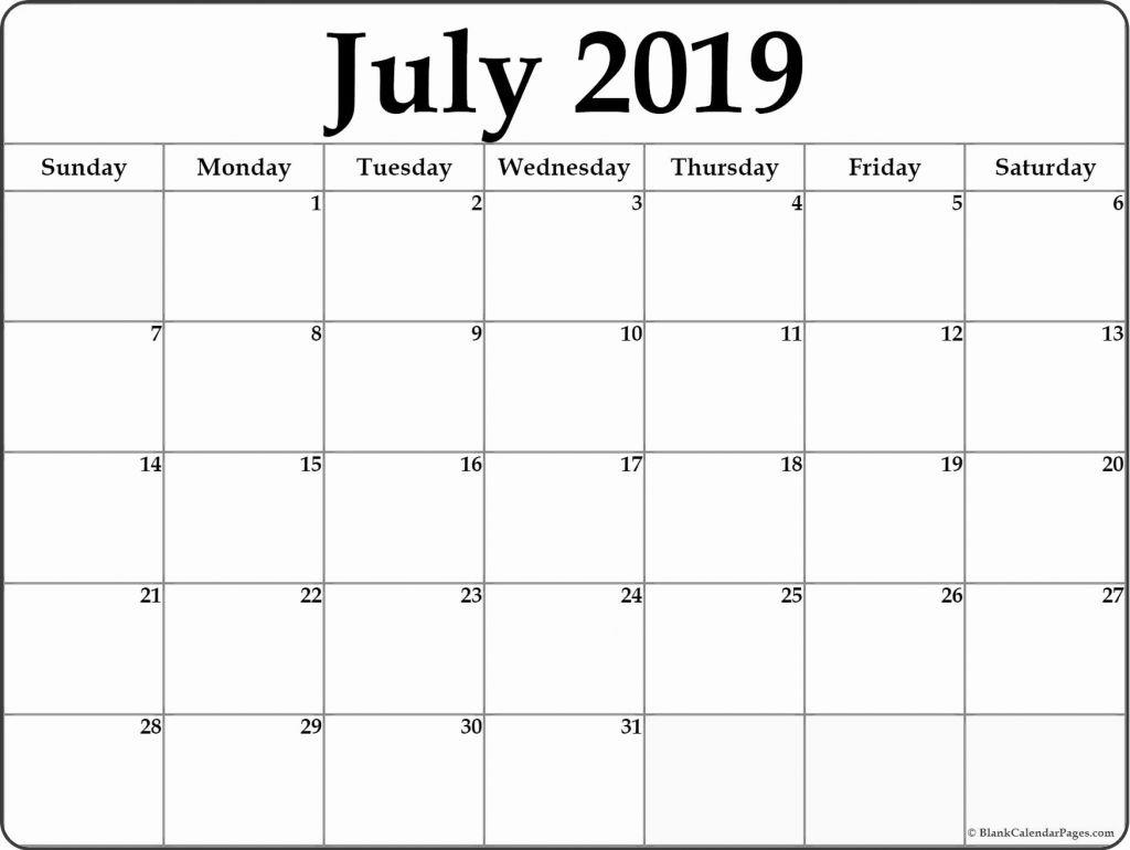 Free Printable Large Grid Calendar   Ten Free Printable 31 Day Calendar Template