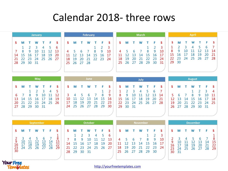 Free Printable Perpetual Calendar Templates - Calendar Depo Provera Leap Year Calendar