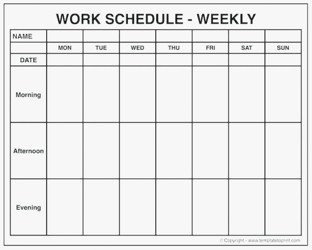 Get Blank Calendar With Time Slots | Calendar Printables 1 Week Calendar Printable