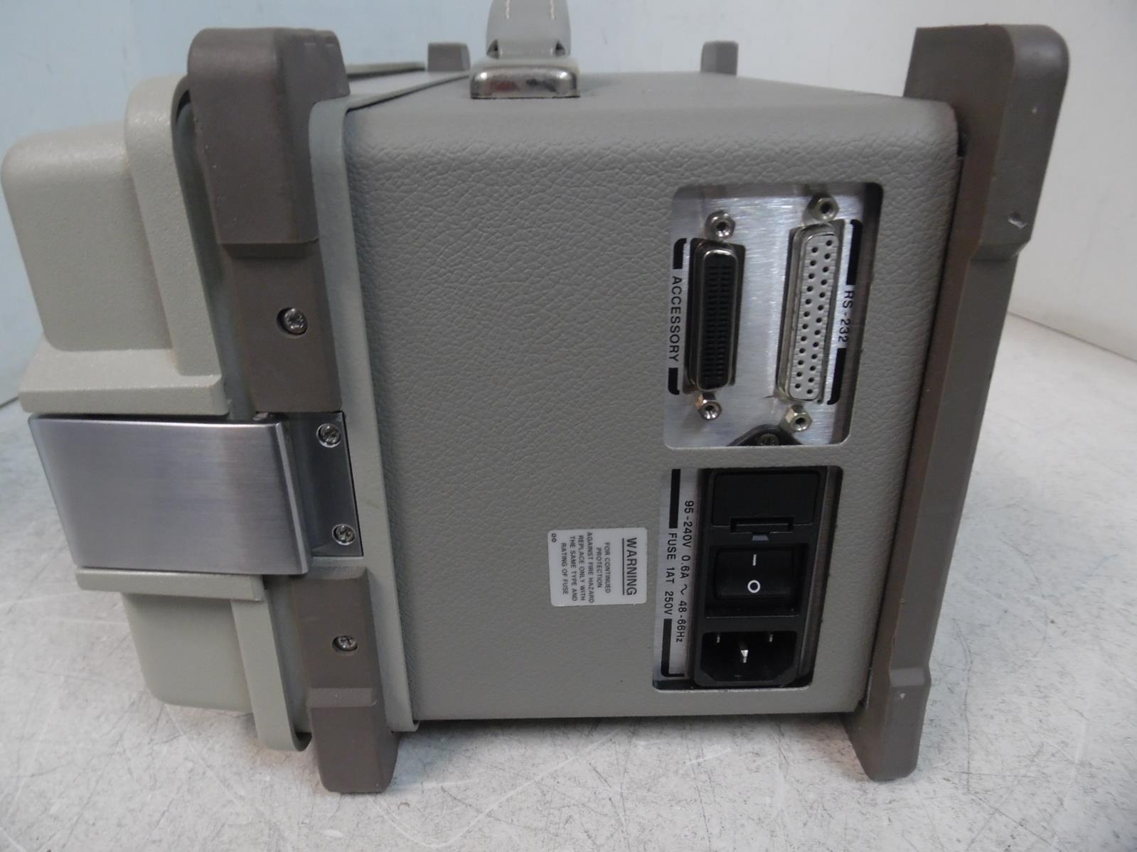 Hewlett Packard 37732A Telecom / Datacom Analyzer Hp Hewlett Packard Templates For Calendars
