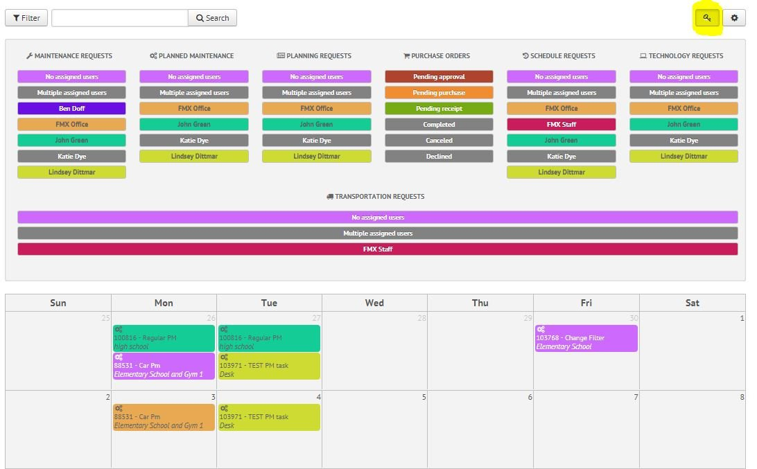 How Can I Color Code My Calendarthe Assigned Users Free Color Coded Calendars