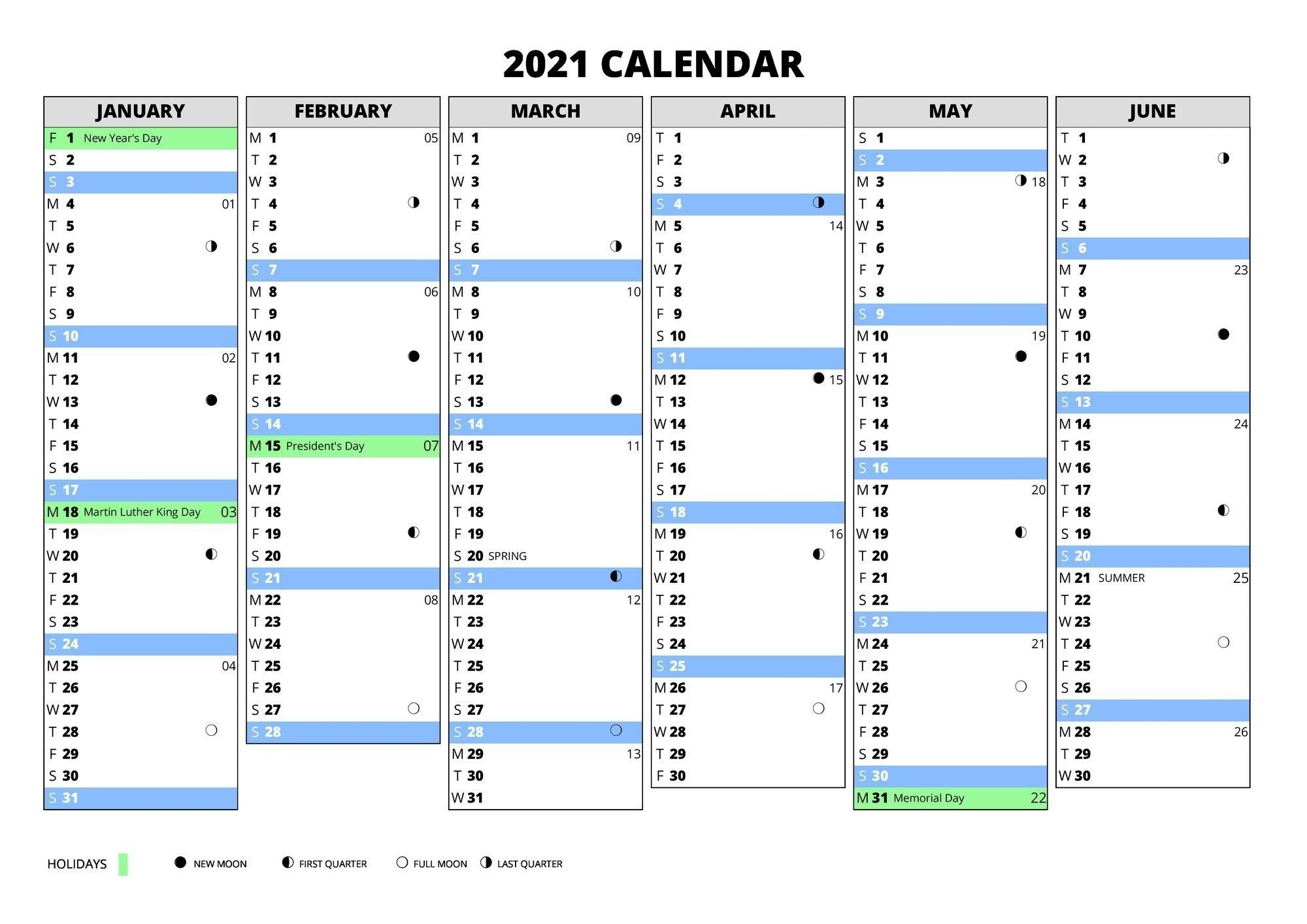 How To Calendar With Number Days 365 In 2020 | Excel Calendar With 365 Days Numbered