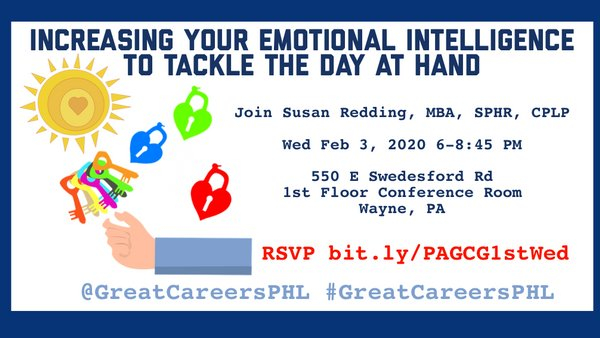 Increasing Your Emotional Intelligence To Tackle The Day Calendar That Shows Every 2 Weeks Starting February 17Th
