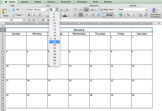 Insert Calendar Drop Down In Excel   Printable Calendar Excel Add Calendar Drop Down Into A Template
