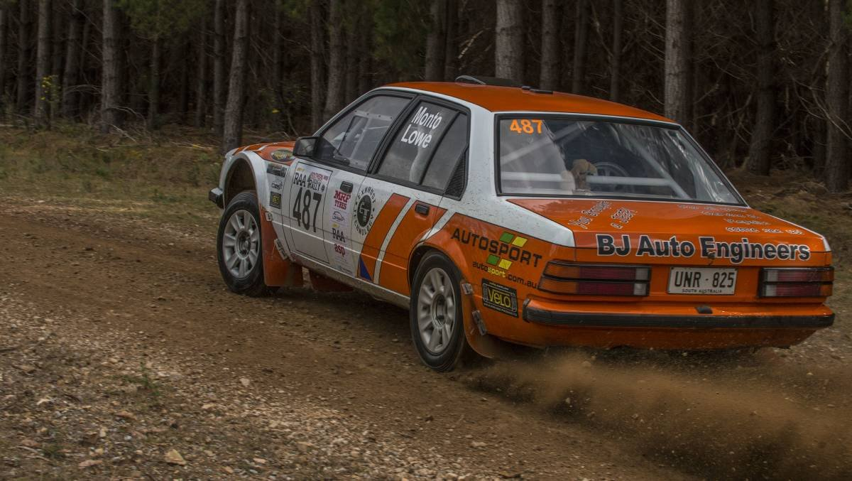 James Rodda Wins 2016 Raa Southern Rally | Photos | The Times Calendar Number Of Days 0-365