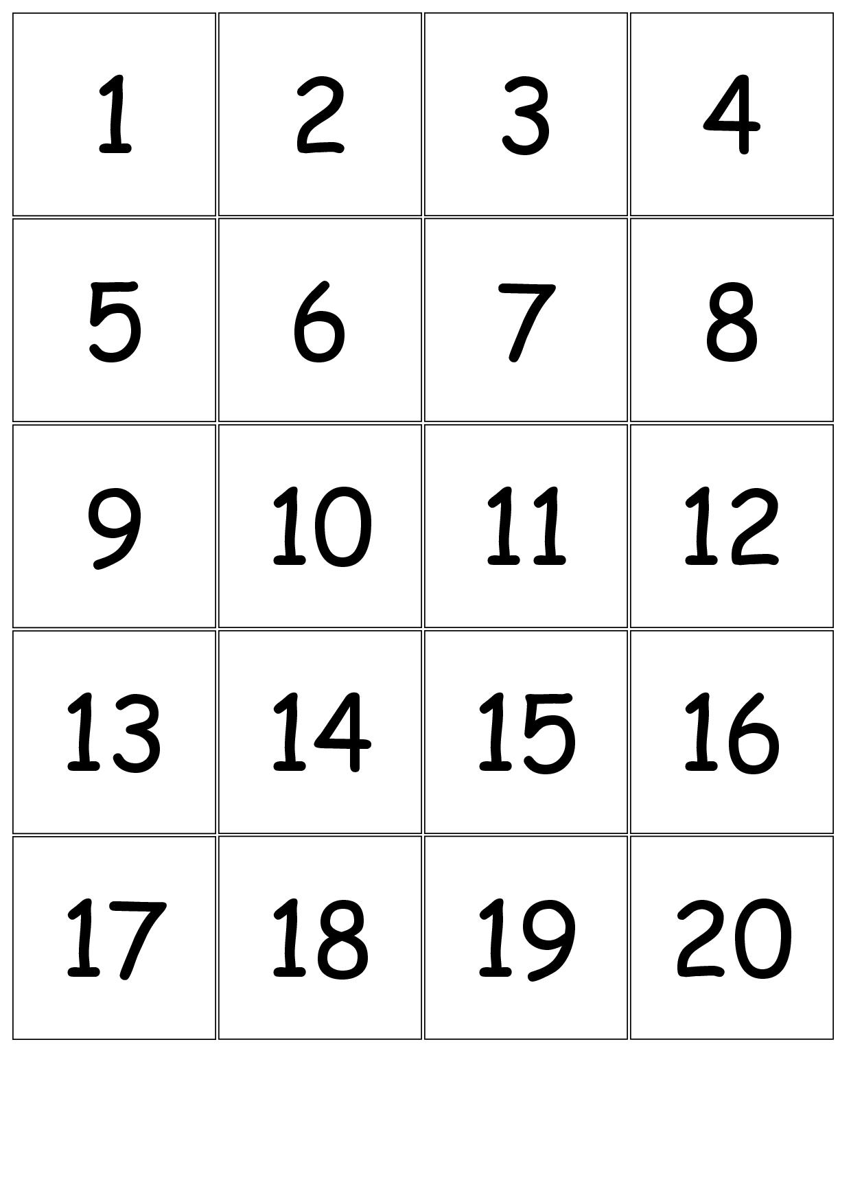 Large Printable Numbers 1 31 - Calendar Inspiration Design Free Printable Calendar Numbers 1 31