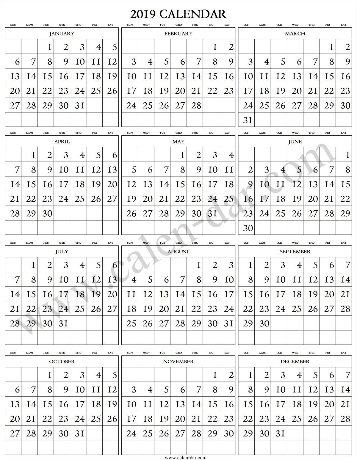 Large Printable Numbers 1 31 - Calendar Inspiration Design Print Numbers 1 To 31