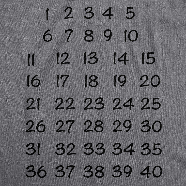 Maternity Raglan Pregnancy Countdown Calendar Shirt For Pregnancy Count Down Calendar