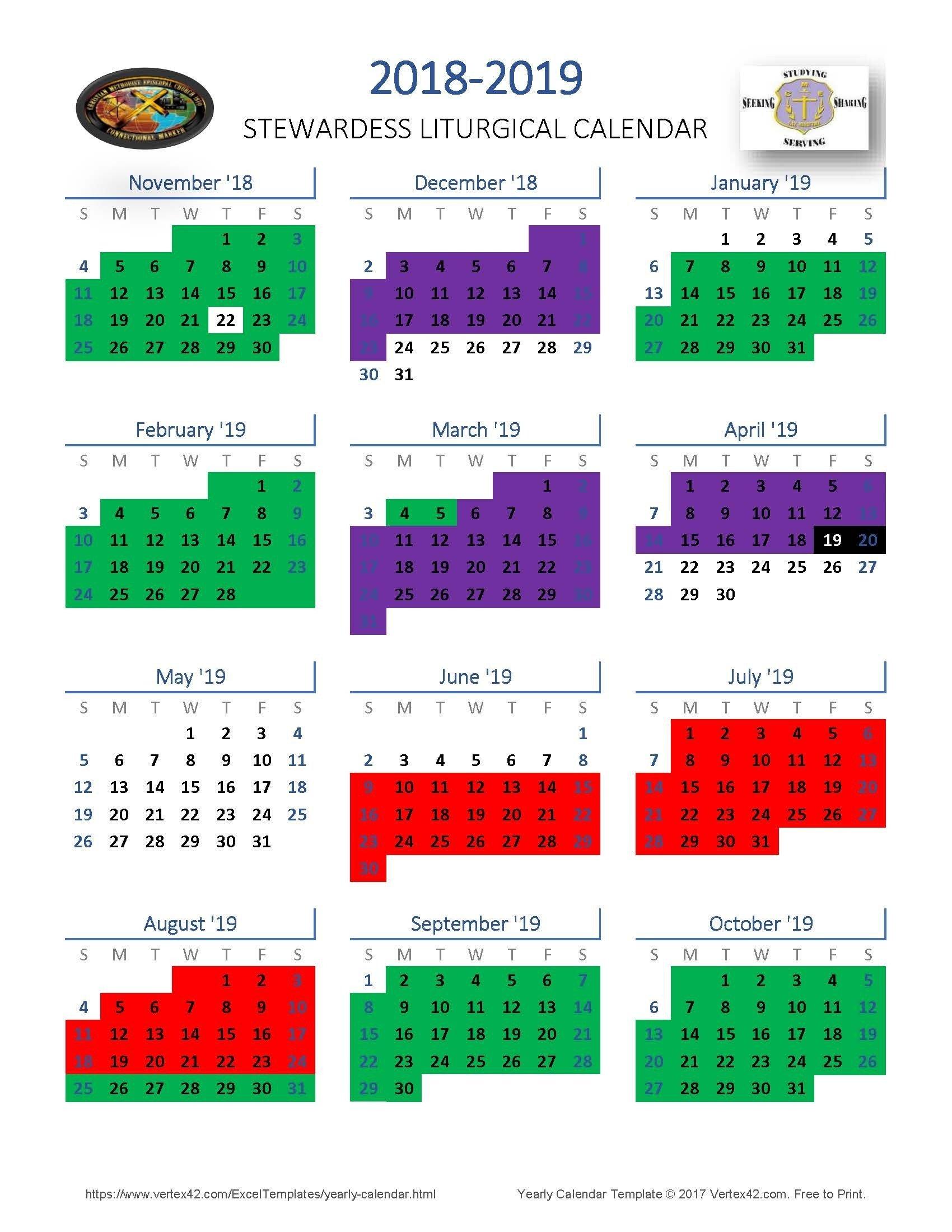 Methodist 2020 Liturgical Colors – Template Calendar Design Liturgical Colors Calendar For Methodist