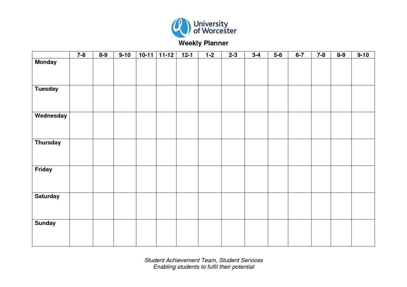 Monday Through Sunday Calendar   Calendar Template 2020 How To Make A Calendar In Word Monday Through Sunday