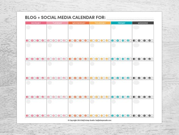 On Call Rotation Schedule Template | Printable Schedule Rotational On Call Calendar Example