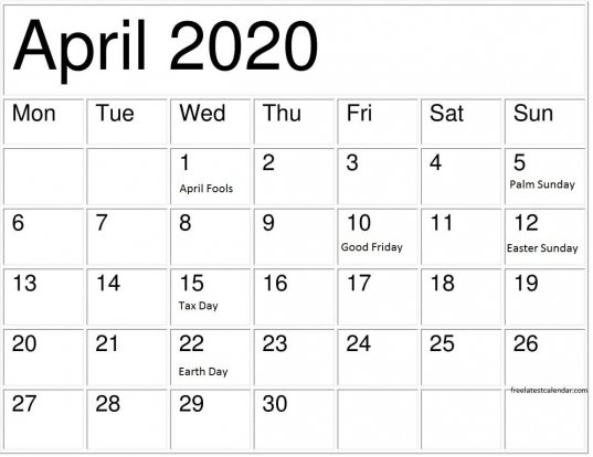 Pdf Calendars With National Days   Printable Calendar Free 2020 Calendar With Days Counted 1-365