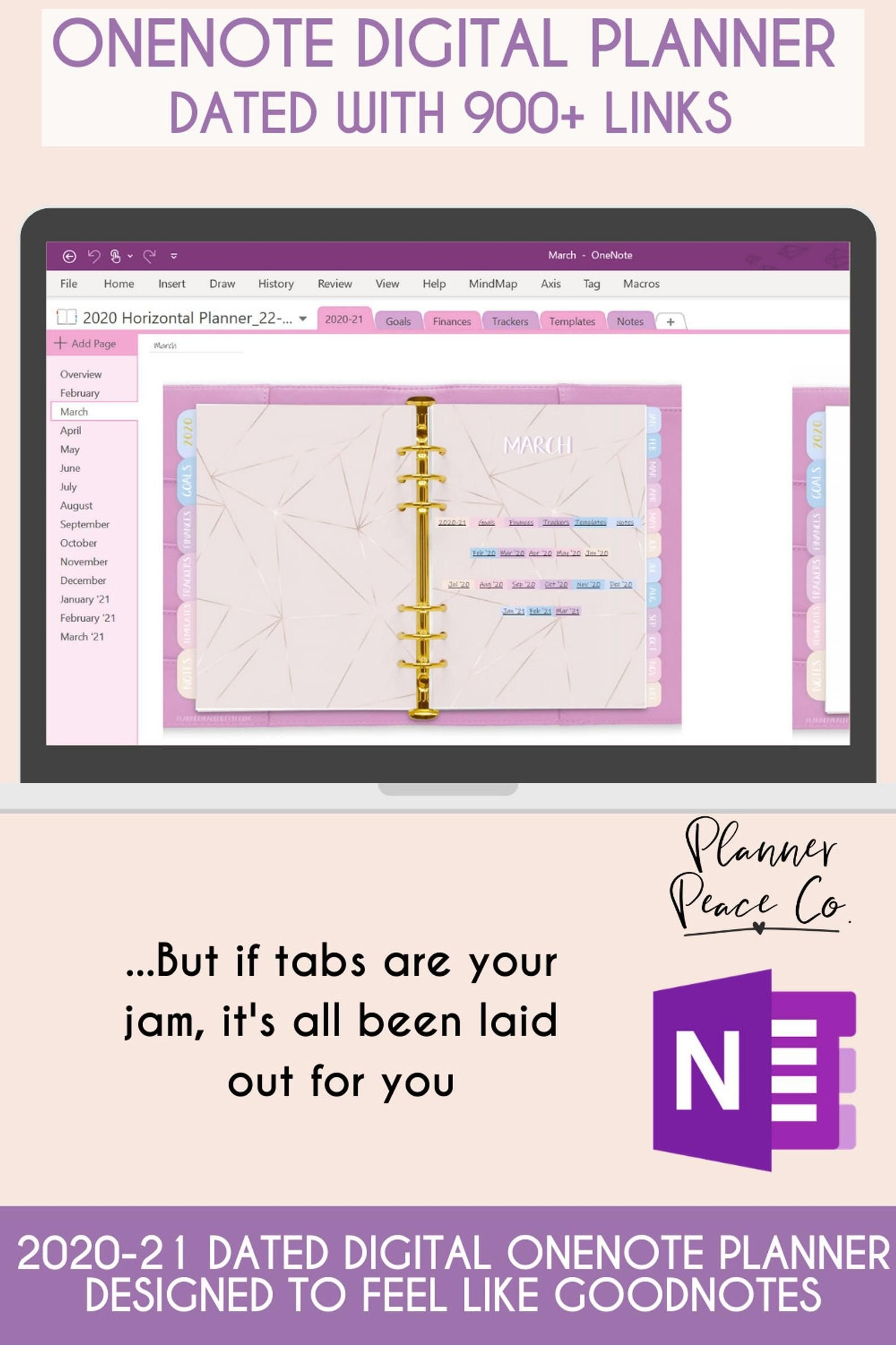 Pin On One Note Ideas One Note Track In Calandar Format