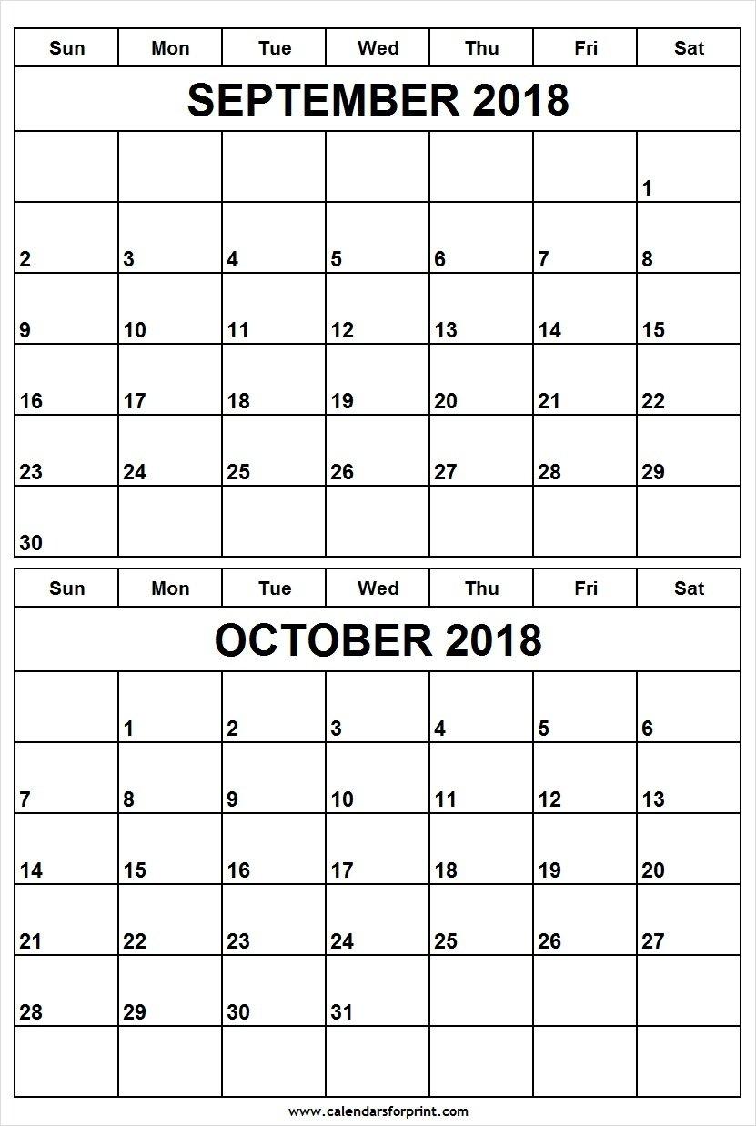 Printable Calendar Print 2 Months | Example Calendar Printable Printable 2 Week Calendar Template