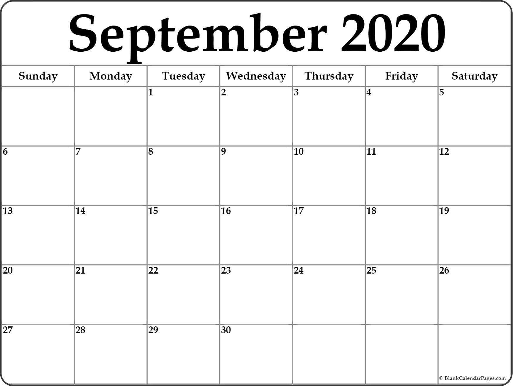 Printable Monday-Friday Calendar 2020 Monthly | Calendar Monday To Friday Printable Monthly Calendar