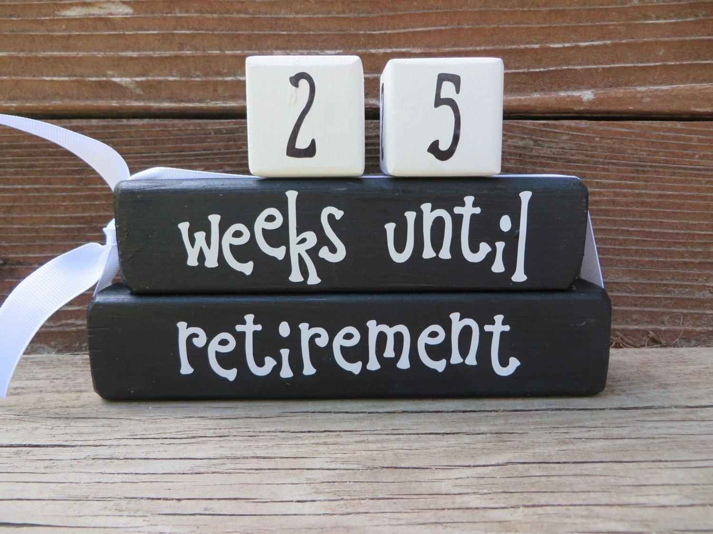 Retirement Countdown Calendar Screensaver • Printable Countdown Calendar To Retirement