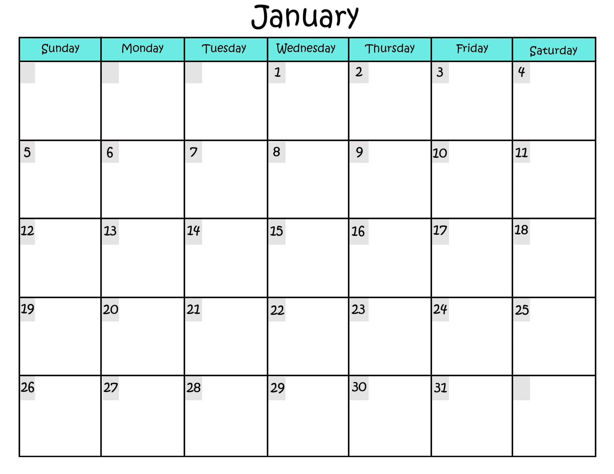 Sample Calendars To Print | Activity Shelter Monthly Calender I Can Edit On