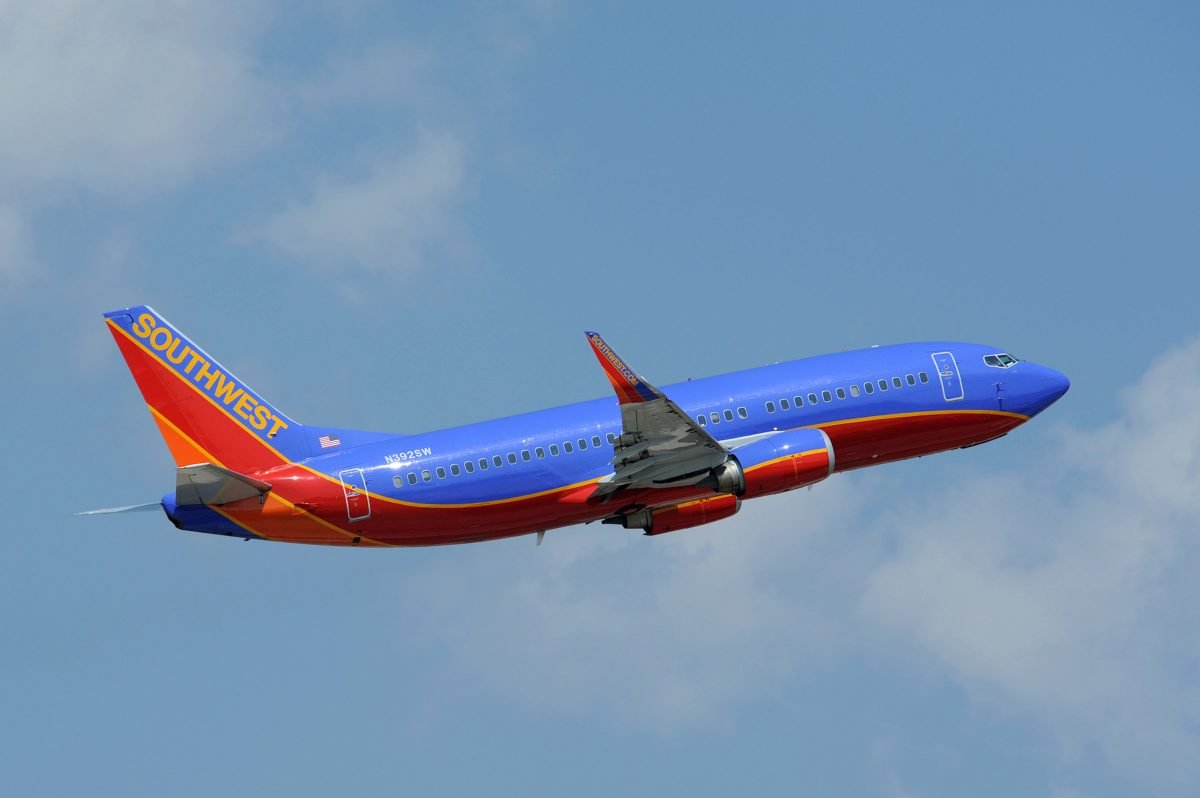 Southwest Flight From Las Vegas To Phl Diverted After Southwest Airlines Monthly Calendar