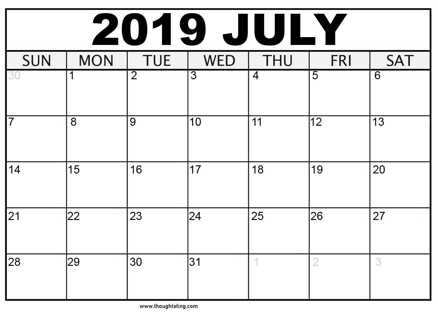 Take 8X11 January 2020 Printable | Calendar Printables Free Blank Printable Monthly Calendar Pdf