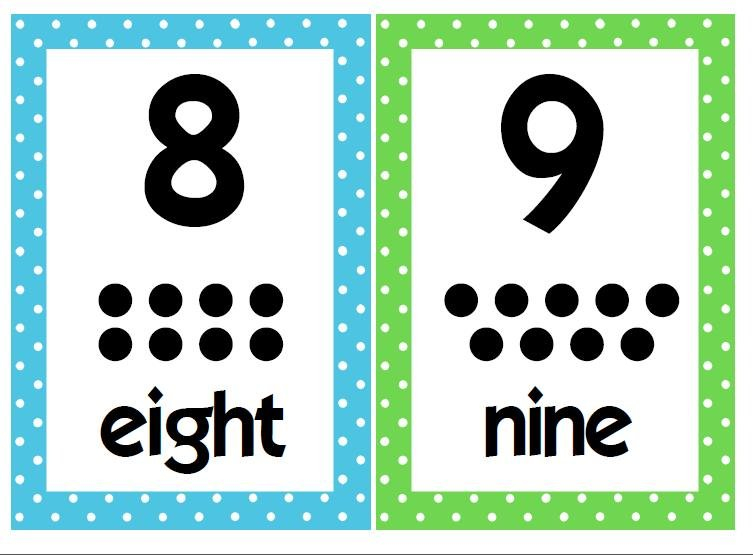 The Winners Are& Summer!   Teach & Play With Mrs J Number Cards Until 31 Printable