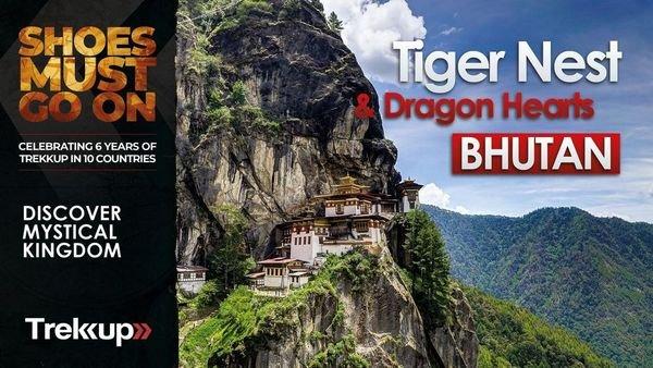 Tiger Nest & Dragon Hearts   Thimpu + Paro, Bhutan   Meetup Calendar That Shows Every 2 Weeks Starting February 17Th
