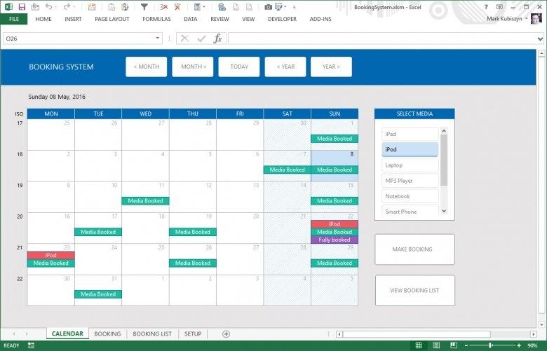 Userform For Calendar :-Free Calendar Template Excel Add Calendar Drop Down Into A Template